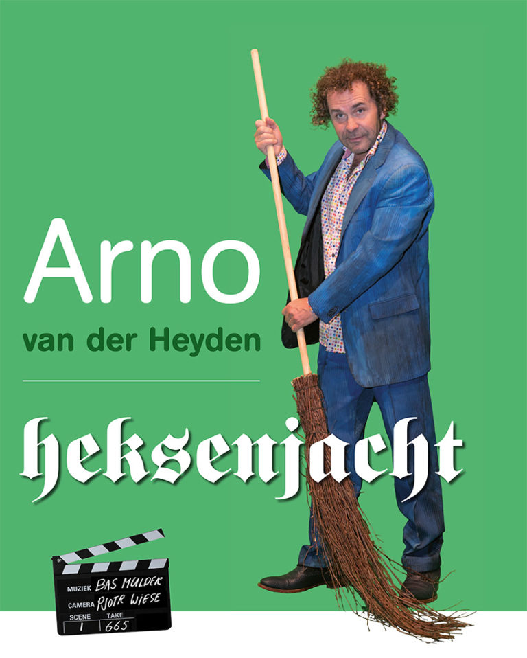 Arno van der Heyden - Heksenjacht